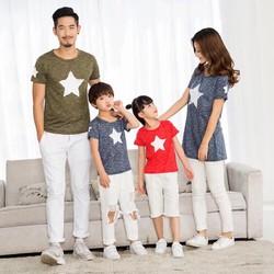 Áo đồng phục gia đình- 85k.1chiếc