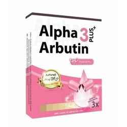 viên kích trắng alpha arbutin