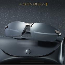Mắt kính phân cực polarized chống chói, chống tia UV AORON - MK1802