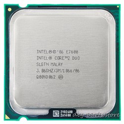 CPU Intel Core 2 Duo E7600