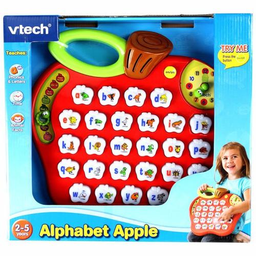 Bảng chữ cái hình quả táo Vtech cho bé