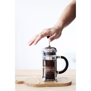 Bình pha cafe, pha trà chuẩn kiểu Pháp. Bình cafe để bàn - BPCP001tr-Z thumbnail