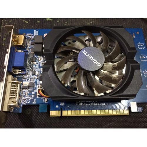 card đồ họa Giga GT 730 2Gb DDR5