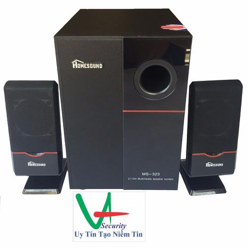 Loa Homesound MS-323 - 5366472 , 8956052 , 15_8956052 , 350000 , Loa-Homesound-MS-323-15_8956052 , sendo.vn , Loa Homesound MS-323