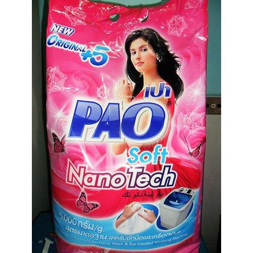 Bột giặt Pao 5kg Thái Lan