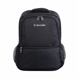 Simplecarry balo laptop 14 inches B2B03 Đen