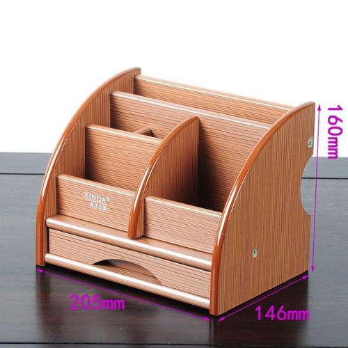 Kệ gỗ đựng văn phòng phẩm đa năng XD - 5036 - Kệ mỹ phẩm - 5450995 , 9127848 , 15_9127848 , 229000 , Ke-go-dung-van-phong-pham-da-nang-XD-5036-Ke-my-pham-15_9127848 , sendo.vn , Kệ gỗ đựng văn phòng phẩm đa năng XD - 5036 - Kệ mỹ phẩm