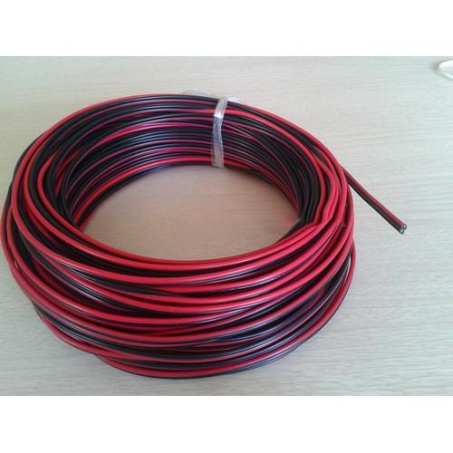 4 mét dây điện đỏ đen