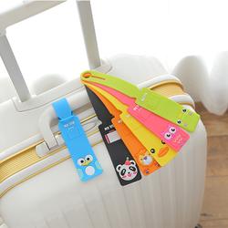 Thẻ hành lý hình thú dễ thương nhỏ gọn