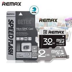 Thẻ nhớ Micro SDHC Remax 32GB chính hãng