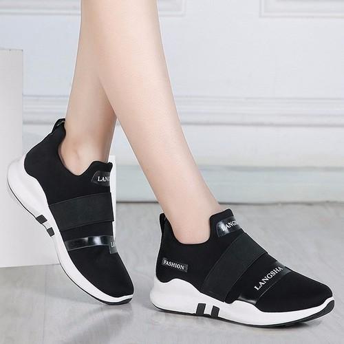 Giày nữ xinh kiểu dáng Hàn Quốc F05