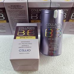 kem nền BB Cellio Collagen Blemish Balm SPF 40 PA +++
