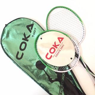 Vợt cầu lông coka 1007 - vợt cầu lông - VCL001-Z thumbnail