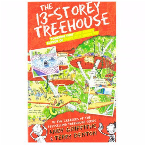 Truyện tiểu thuyết tiếng Anh The 13 Storey Treehouse - 4426681 , 8968538 , 15_8968538 , 186000 , Truyen-tieu-thuyet-tieng-Anh-The-13-Storey-Treehouse-15_8968538 , sendo.vn , Truyện tiểu thuyết tiếng Anh The 13 Storey Treehouse