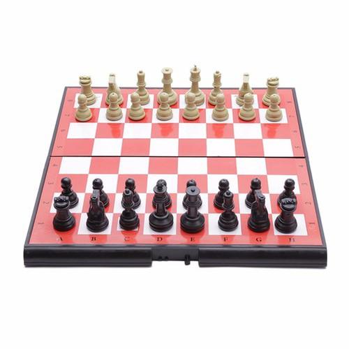Bộ Bàn Cờ Quốc Tế Nhỏ - Bàn cờ vua