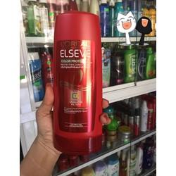 Dầu xả cho tóc nhuộm LOREAL Paris Elseve Color Protect 385ml
