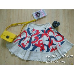 Chân váy xoè - si Nhật Hàn tuyển
