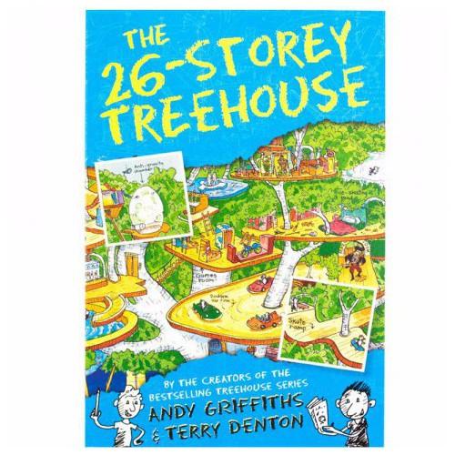 Truyện tiểu thuyết tiếng Anh The 26 Storey Treehouse - 5372793 , 8968104 , 15_8968104 , 186000 , Truyen-tieu-thuyet-tieng-Anh-The-26-Storey-Treehouse-15_8968104 , sendo.vn , Truyện tiểu thuyết tiếng Anh The 26 Storey Treehouse