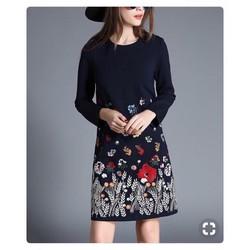Đầm suông Jaspa* VnXk xin