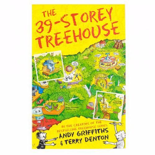 Truyện tiểu thuyết tiếng Anh The 39 Storey Treehouse - 5372827 , 8968239 , 15_8968239 , 186000 , Truyen-tieu-thuyet-tieng-Anh-The-39-Storey-Treehouse-15_8968239 , sendo.vn , Truyện tiểu thuyết tiếng Anh The 39 Storey Treehouse