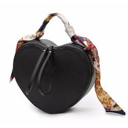 Túi xách thời trang trái tim T7396