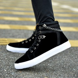 Giày cao cổ nam thời trang G09
