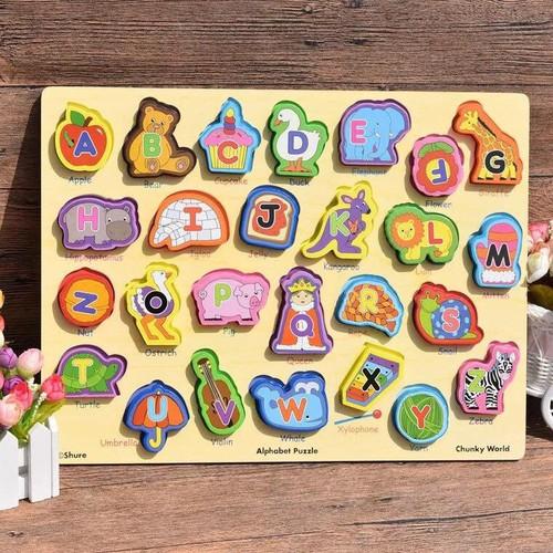 Bộ ghép chữ cái hoặc số bằng gỗ đồ chơi giáo dục - 5376863 , 8977428 , 15_8977428 , 290000 , Bo-ghep-chu-cai-hoac-so-bang-go-do-choi-giao-duc-15_8977428 , sendo.vn , Bộ ghép chữ cái hoặc số bằng gỗ đồ chơi giáo dục