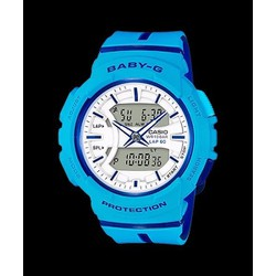 Đồng hồ Casio nữ BABY-G BGA-240L-2A2DR-Dây nhựa-Pin