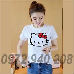 Áo thun nữ Hello Kitty