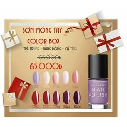 Sơn móng tay Colourbox Nail Polish