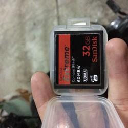 Thẻ nhớ CF Transcend 32GB