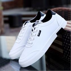 Giày Sneaker Cổ Điển Qs01 - Bảo Hành + Đổi trả trong vòng 2 Tháng