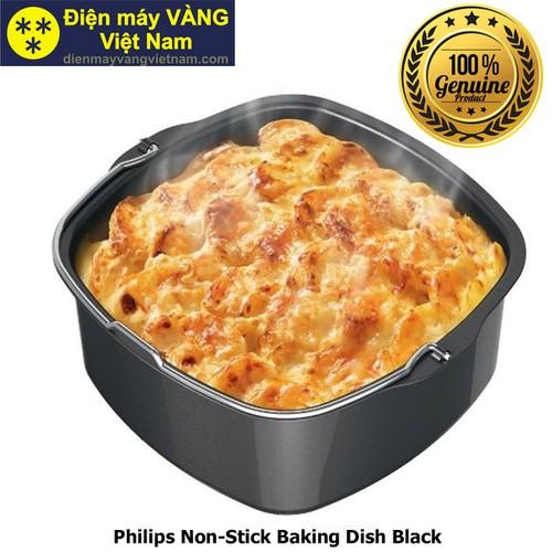 Khay nướng bánh dành cho nồi chiên không dầu Philips - 5376711 , 8976734 , 15_8976734 , 550000 , Khay-nuong-banh-danh-cho-noi-chien-khong-dau-Philips-15_8976734 , sendo.vn , Khay nướng bánh dành cho nồi chiên không dầu Philips