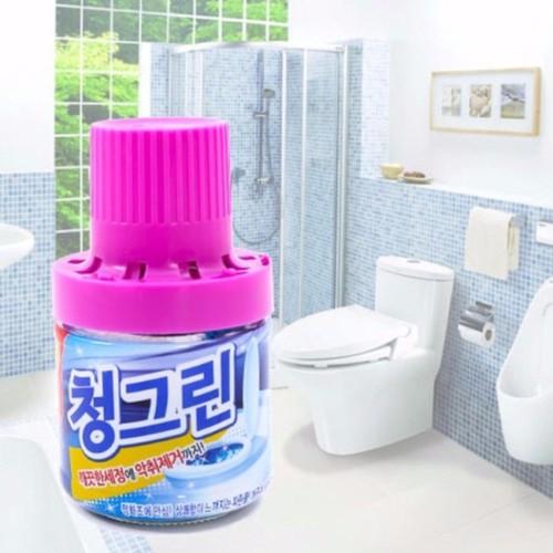Chai tẩy vệ sinh bồn cầu hương thơm dịu mát