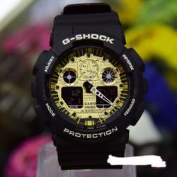 ĐỒNG HỒ G-SHOCK GA100 BLACK GOLD