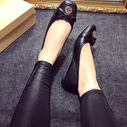 Giày búp bê nữ da mềm cực xinh
