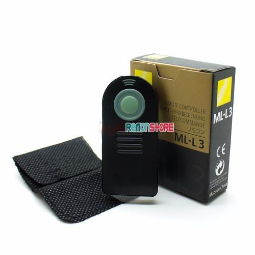 Remote hồng ngoại điều khiển MLL3 cho Nikon D610 D5200  D90 - 5376245 , 8975994 , 15_8975994 , 109000 , Remote-hong-ngoai-dieu-khien-MLL3-cho-Nikon-D610-D5200-D90-15_8975994 , sendo.vn , Remote hồng ngoại điều khiển MLL3 cho Nikon D610 D5200  D90