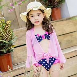 Bikini tiểu thư Hàn Quốc cho bé từ 15 tới 35 kg