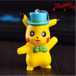 Móc Khóa Hoạt Hình Pikachu