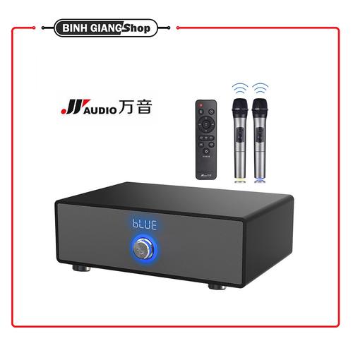 Dàn Karaoke 2 Micro không dây mini kiêm loa Bluetooth JY 200K - 5375428 , 8974409 , 15_8974409 , 3990000 , Dan-Karaoke-2-Micro-khong-day-mini-kiem-loa-Bluetooth-JY-200K-15_8974409 , sendo.vn , Dàn Karaoke 2 Micro không dây mini kiêm loa Bluetooth JY 200K