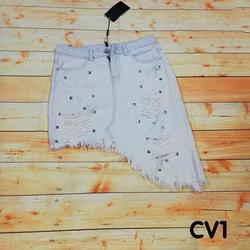 Chân váy jiean - CV1