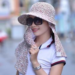 Nón Khẩu Trang DUY NGỌC Bông Nhí - Hàng Cao Cấp