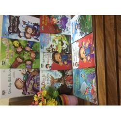 Combo 10 cuốn truyện hay dành cho trẻ từ 4 đến 15 tuổi