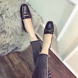 Giày mọi slip on nữ cực xinh