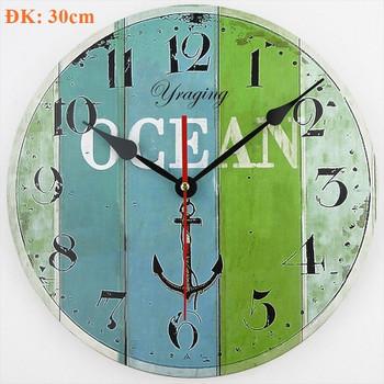 Đồng hồ treo tường nghệ thuật DH 1038Z - DHNT1038Z