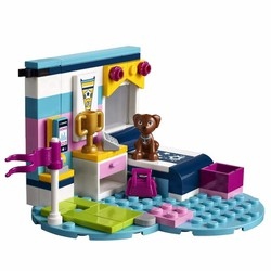 Đồ Chơi Lego Friends-Phòng Ngủ Của Stephanie