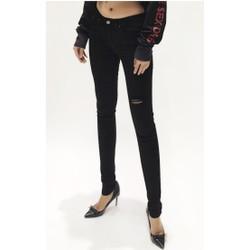 Quần Jeans Skinny Lưng Vừa AAA Jeans