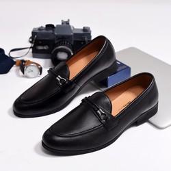 Giày mọi nam G55D màu đen thời trang