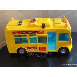 Mô hình School Bus