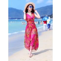 Đầm maxi cực xinh MX018